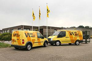 Privacyverklaring Van Aalst Elektro